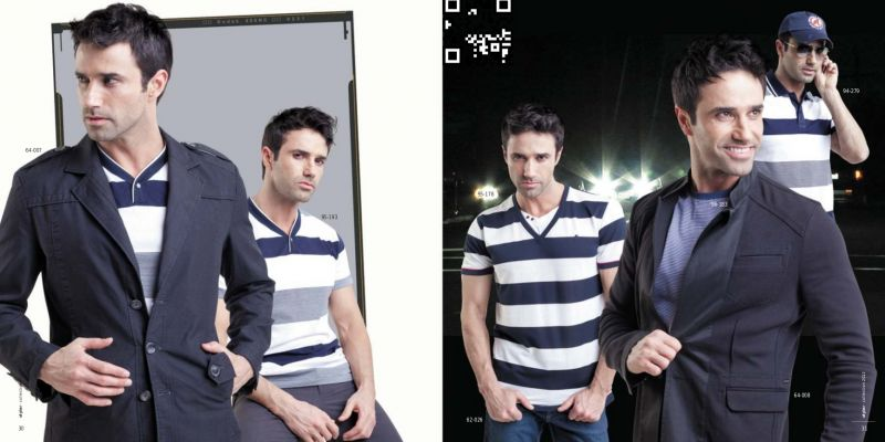 """Брендовая мужская одежда. Новая коллекция Styler """"Лето 2012"""""""