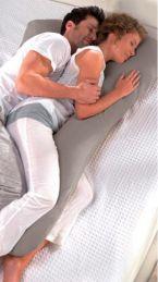 Подушка Theraline My7 сближает.