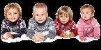 Детская теплая одежда из мериносовой шерсти