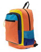 Рюкзак 3D для ребенка. Оранжевое настроение