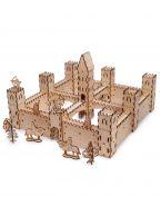 Конструктор деревянный. Рыцарский замок