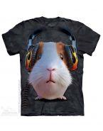 Футболка Mountain.DJ Guinea Pig