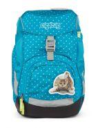 Ортопедический школьный рюкзак ERGOBAG prime Kittens of the Bearibbean