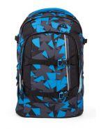 Рюкзак школьный ортопедический Satch Pack Blue Triangle