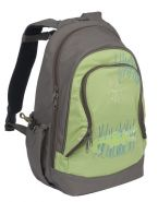 Детский рюкзак для мальчиков большой оливковый