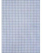 Подушки Theraline. Чехол 190 клеточка голубой
