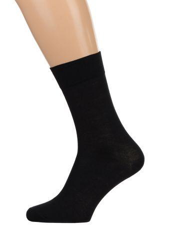 Носки мужские микромодал 100%. Черные