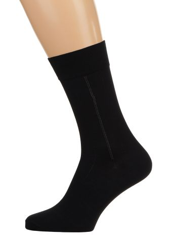 Носки мужские. Микромодал 95%. Черные
