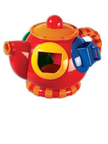 Развивающая игрушка Tolo (12 мес). Сортер чайник