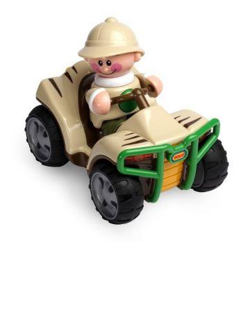 Развивающая игрушка Tolo (от 1 года). Серия сафари. Квадроцикл