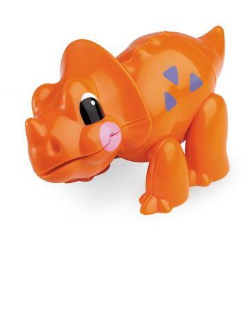 Развивающая игрушка Tolo (от 1 года). Серия динозавры. Трицераптос
