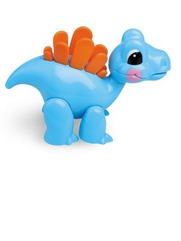 Развивающая игрушка Tolo (от 1 года). Серия динозавры. Стегозавр
