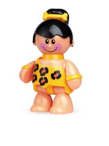 Развивающая игрушка Tolo (от 1 года). Серия динозавры. Пещерная девочка