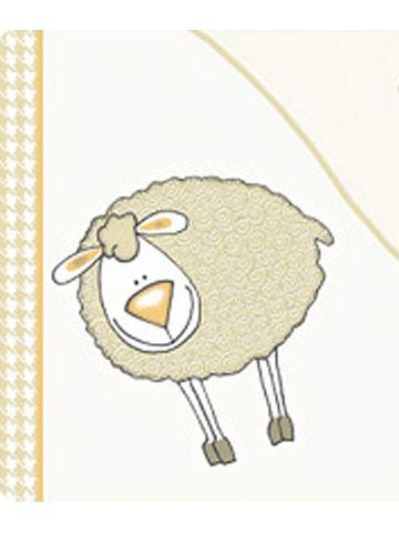 Подушки Theraline. Чехол 190 овечка бежевый