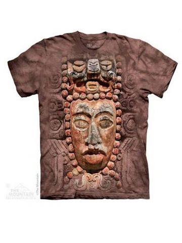 Футболка Mountain. Mayan Wall