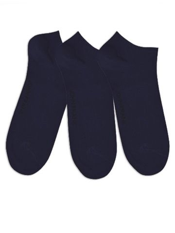 Носки короткие синие John Frank