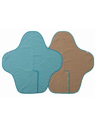 Одеяло-конверт трансформер. WRAPPER  MOTION. Голубой.