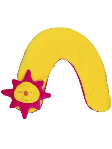 Подушка детская шейная солнышко большая