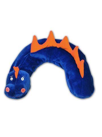 Подушка детская шейная дракончик большой
