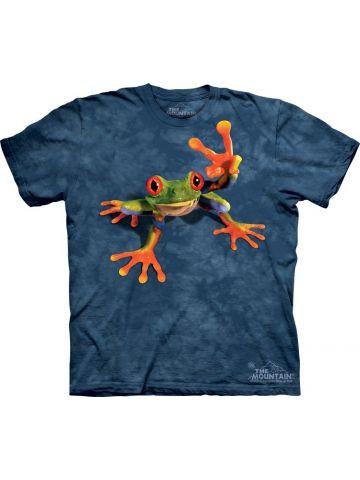 Футболка Mountain. Victory Frog.
