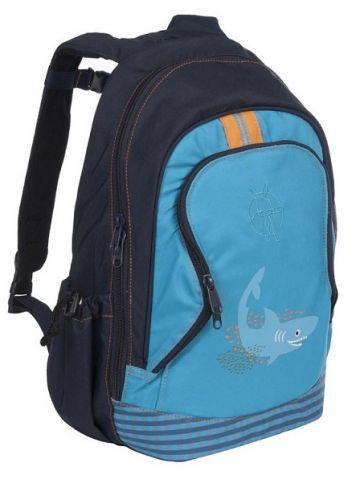 Детский рюкзак для мальчиков большой синий