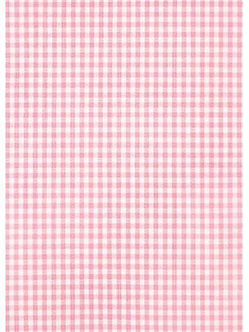 Подушки Theraline. Чехол 190 клеточка розовый