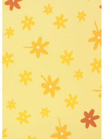 Подушки Theraline. Чехол 170 цветочки желтый